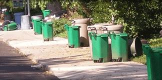 Toronto Green Bins