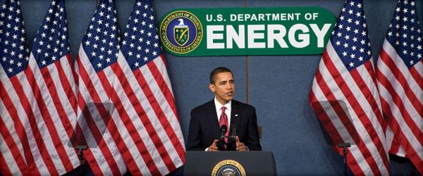 Barack Obama on Energy