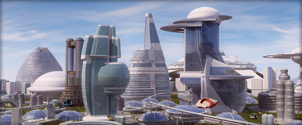 Another Glimpse into the Future part 2:  Back to the Cities