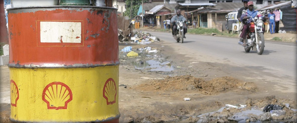 Nigerian Crude: The Ongoing Environmental Disaster