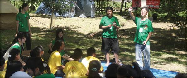 camp sumatran