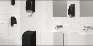sustainable washroom
