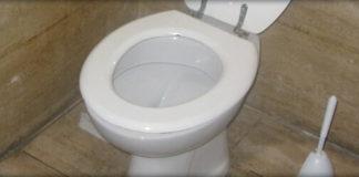 Canada toilet water treatment