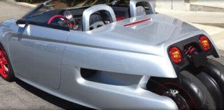 R3 T3 motion electric car