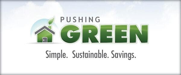 pushing green