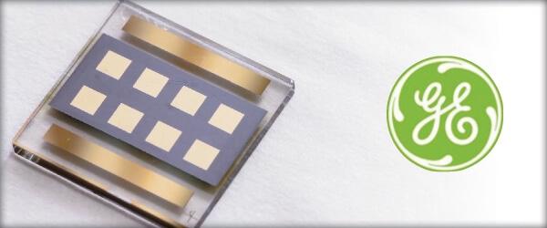 GE thin film solar panels