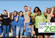 dare to go zero