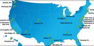 electric cars in america
