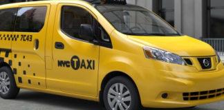 Nissan New York City Taxi