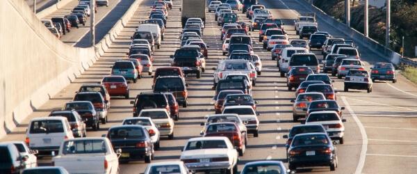 traffic emissions
