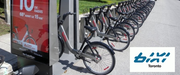 BIXI Toronto: A huge success in only 1 month