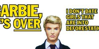 Ken and Barbie deforestation