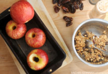 Apple Crumble Recipe Ingredients