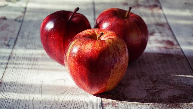 apples - apple crumble recipe