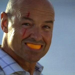 Locke orange slice smile