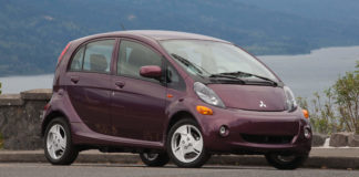 Mitsubishi i Electric Car