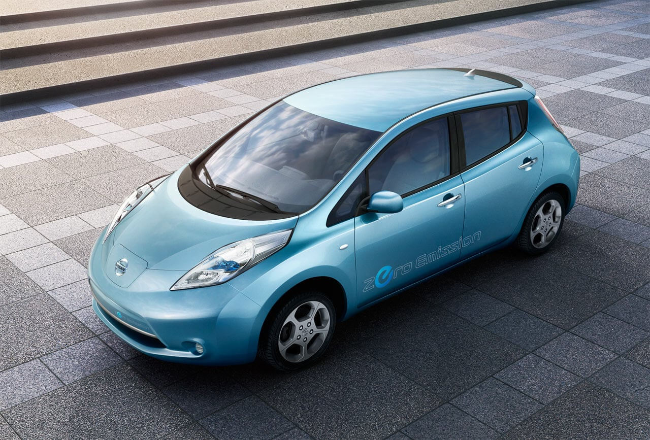 Electric Cars Nissan Leaf
