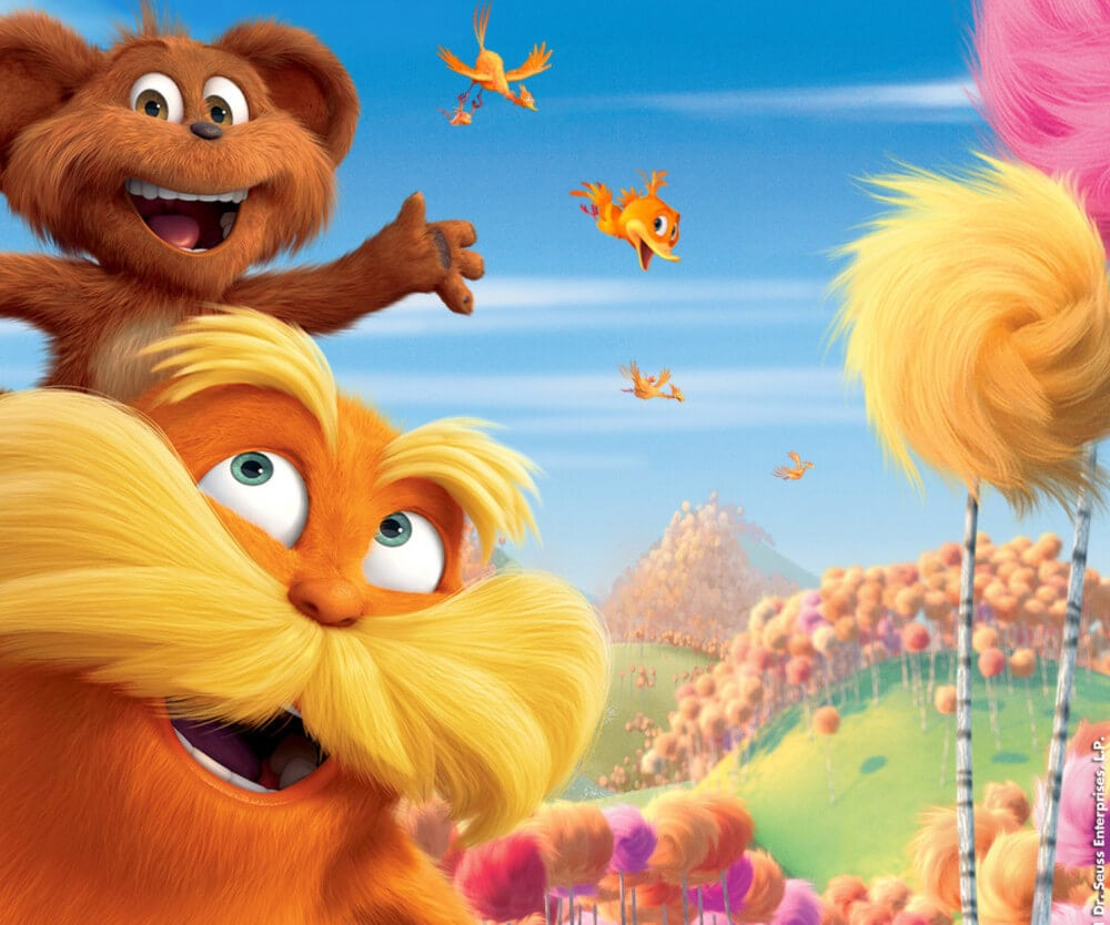 The Lorax PSA encourages kids to enjoy the outdoors ...