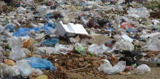 Plastic Bag Garbage