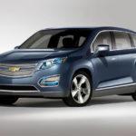 Chevrolet Volt MPV5 Electric Car