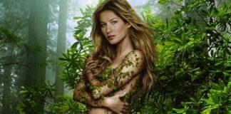 Gisele Bundchen Eco Fashion
