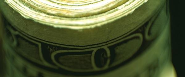 green money roll
