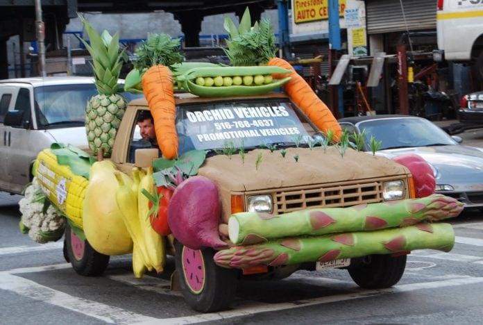 Veggie car buyers