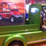AGT Electric Truck and Golf Cart