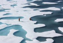 NASA Arctic Sea Ice