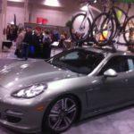 Porsche Car and Porsche Bike RS