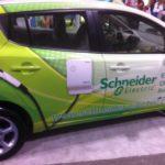 Schneider Electric Car Charging