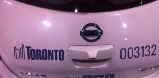 Toronto Nissan Leaf