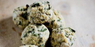 Vegan Baked Falafel Recipe