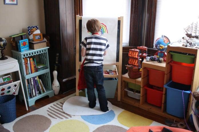 Eco Friendly Kids Room
