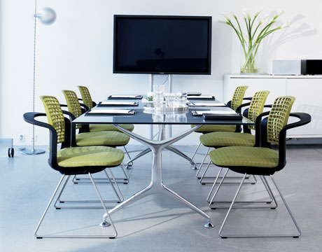 Green Chairs on How Green Is Your Office Furniture    Greener Ideal