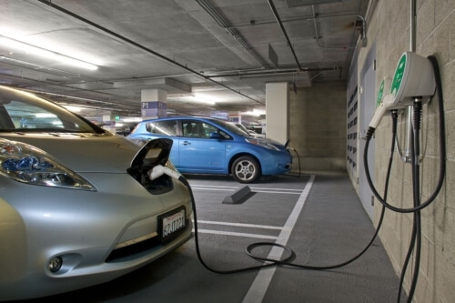 Nissan Adopt A Charger Electric Car Charging Stations