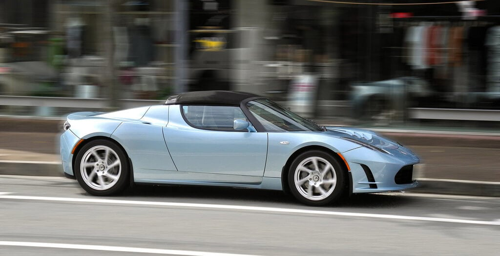 The Top 3 Green Sports Cars in 2012