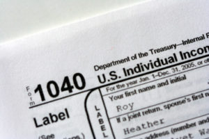 US Tax Form