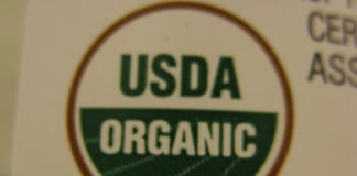USDA Organic Label