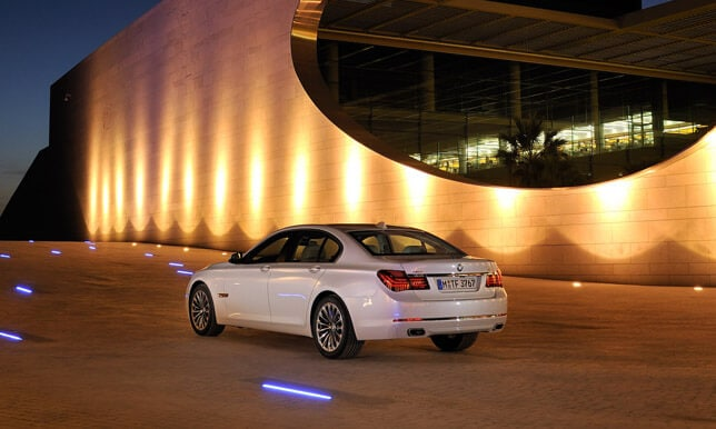 BMW ActiveHybrid 7 Coming to United States in September