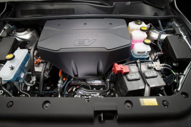 Toyota RAV4 EV Engine