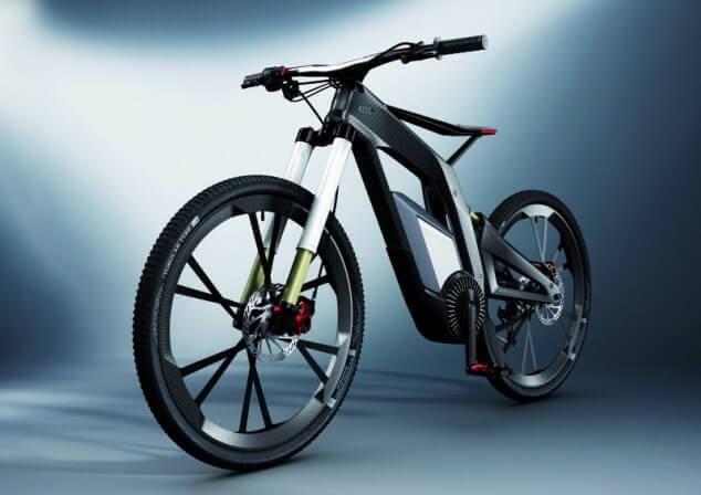 Audi Wörthersee e-Bike Concept Showcased in Austria