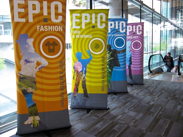 Epic Expo & The Ethical Consumer