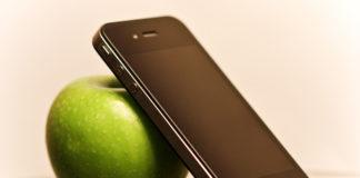 Green Apple iPhone