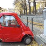 Tiny Electric Car