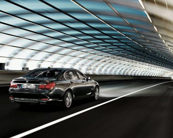 2012 BMW-7 Series
