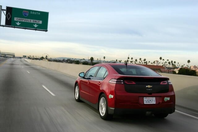 2013 Chevy Volt Features Enhanced Range and Performance