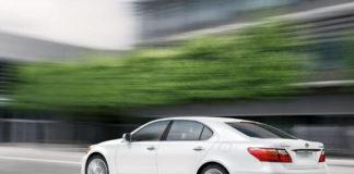 Lexus Hybrid 600h