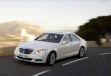 Mercedes-Benz New S-Class S-400 Hybrid