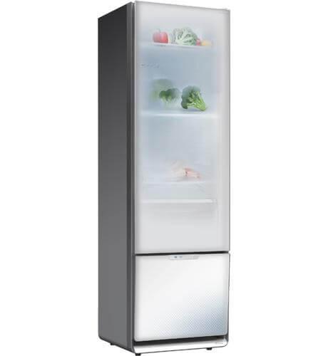 S.Home Refrigerator Transparent Door